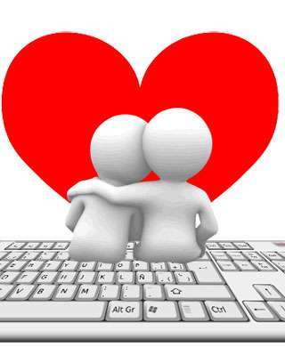 internetna ljubezen