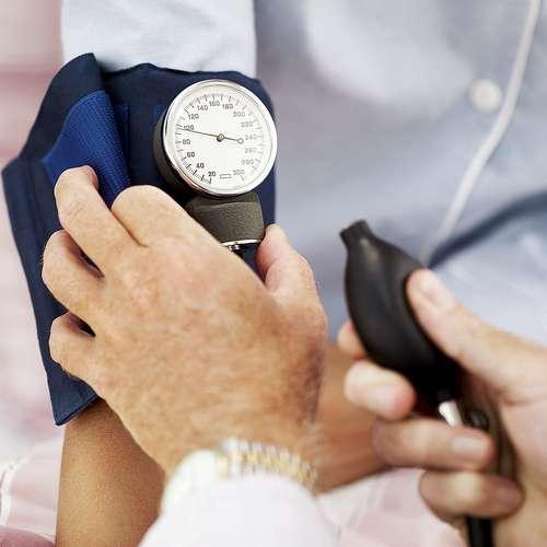 povišan krvni tlak