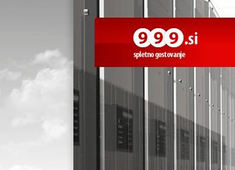 999 spletno gostovanje