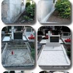 Obnova grobov in spomenikov