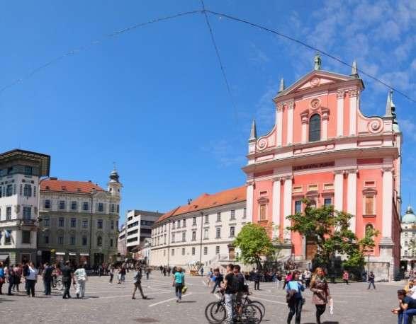 Vreme v Ljubljani