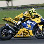 Valentino Rossi je car