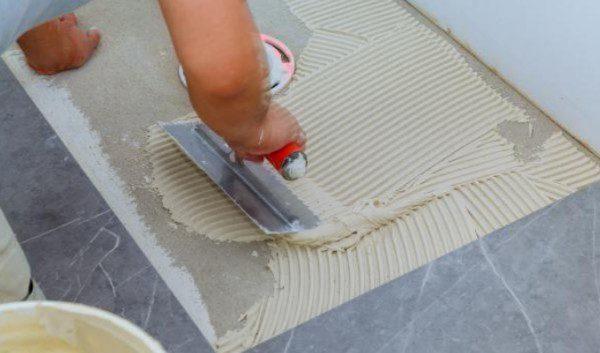 Kako položiti zunanje ploščice Keramika-online.si