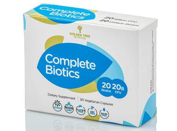 Naravni probiotiki - Golden TREE Complete Biotics