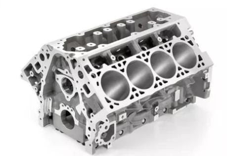 Avtomobilski blok motorja