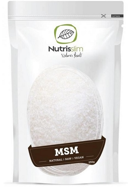 MSM je znan tudi kot mineral lepote