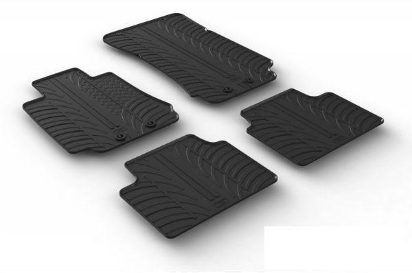 Kakovostne gumijaste preproge za avto