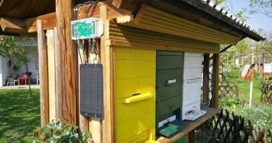 Čebelarska tehtnica je ključno orodje za zagotavljanje uspešne čebelje populacije v vsaki sezoni