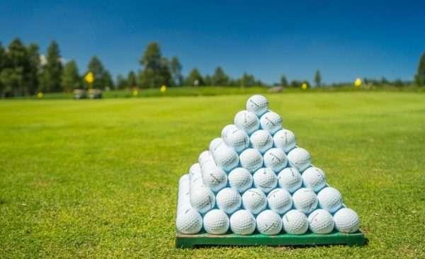 Golf žogice