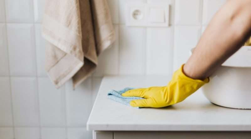 Čiščenje stanovanja