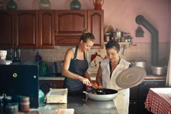Pomoč na domu - kuhanje