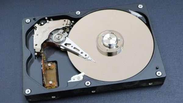 Trdi disk in izguba podatkov